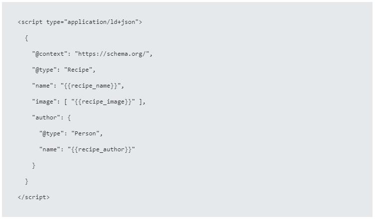 Implementação schema automática pelo GTM
