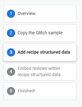 Structure Data Colab tutorial